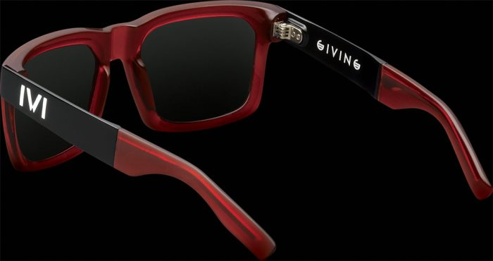 GIVInG-MATTE RED-1110