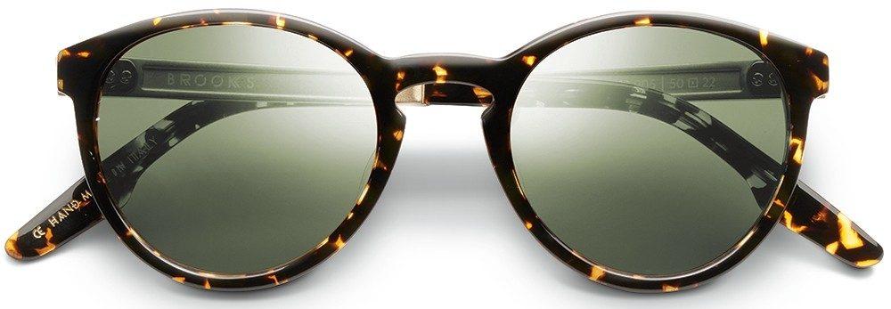 brooks, Hollywood, business, iconic shape, round frame, classic sophistication, keyhole nose bridge, versatile style