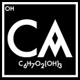 cellulose acetate, periodic table, logo