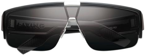 premium black sunglasses
