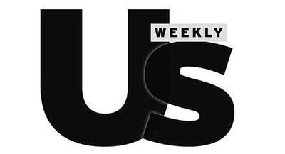US Weekly, magazine, logo
