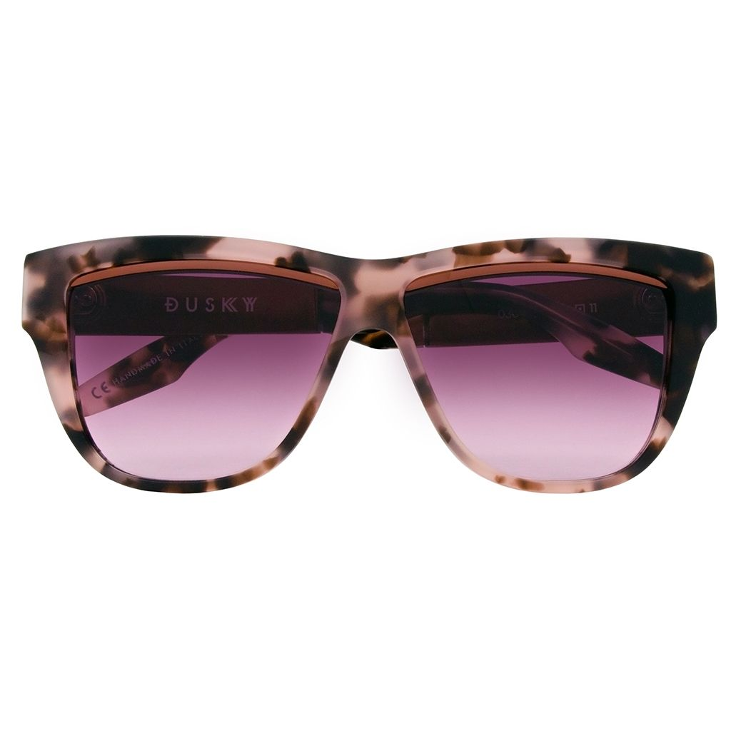 Purple-colored shades