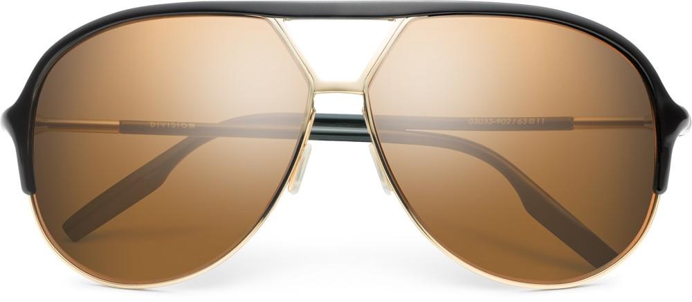 vintage, sunglasses, gold rims, brown tint