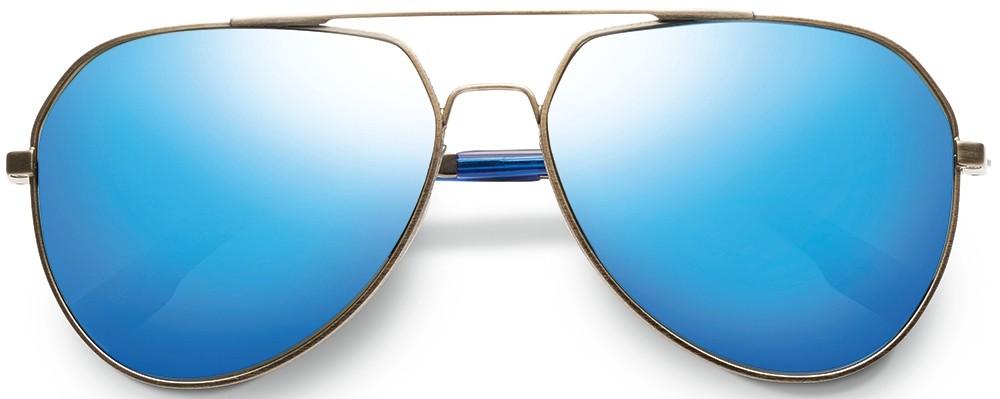 Blue Blake Sunglasses