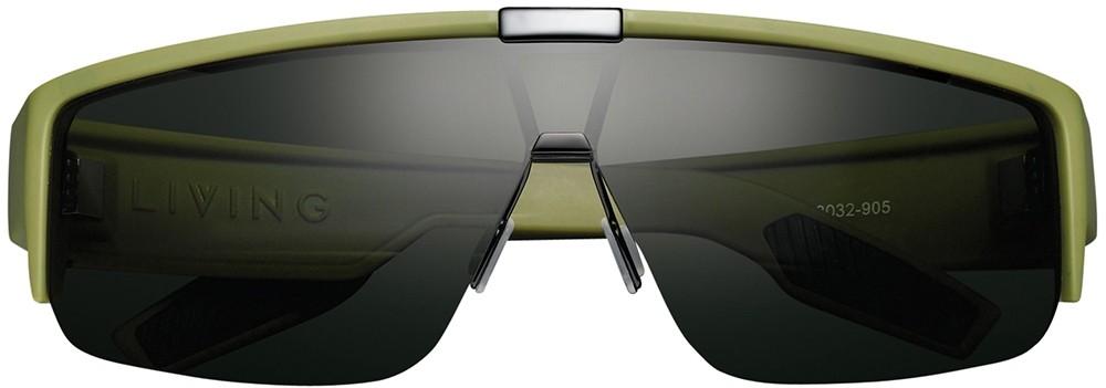 Living green sunglasses