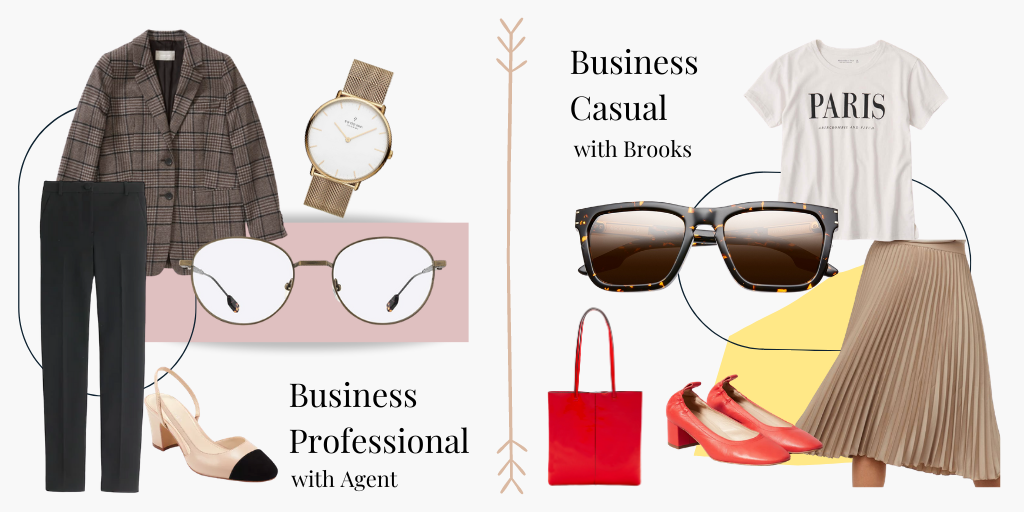Women's business professional outfit ideas