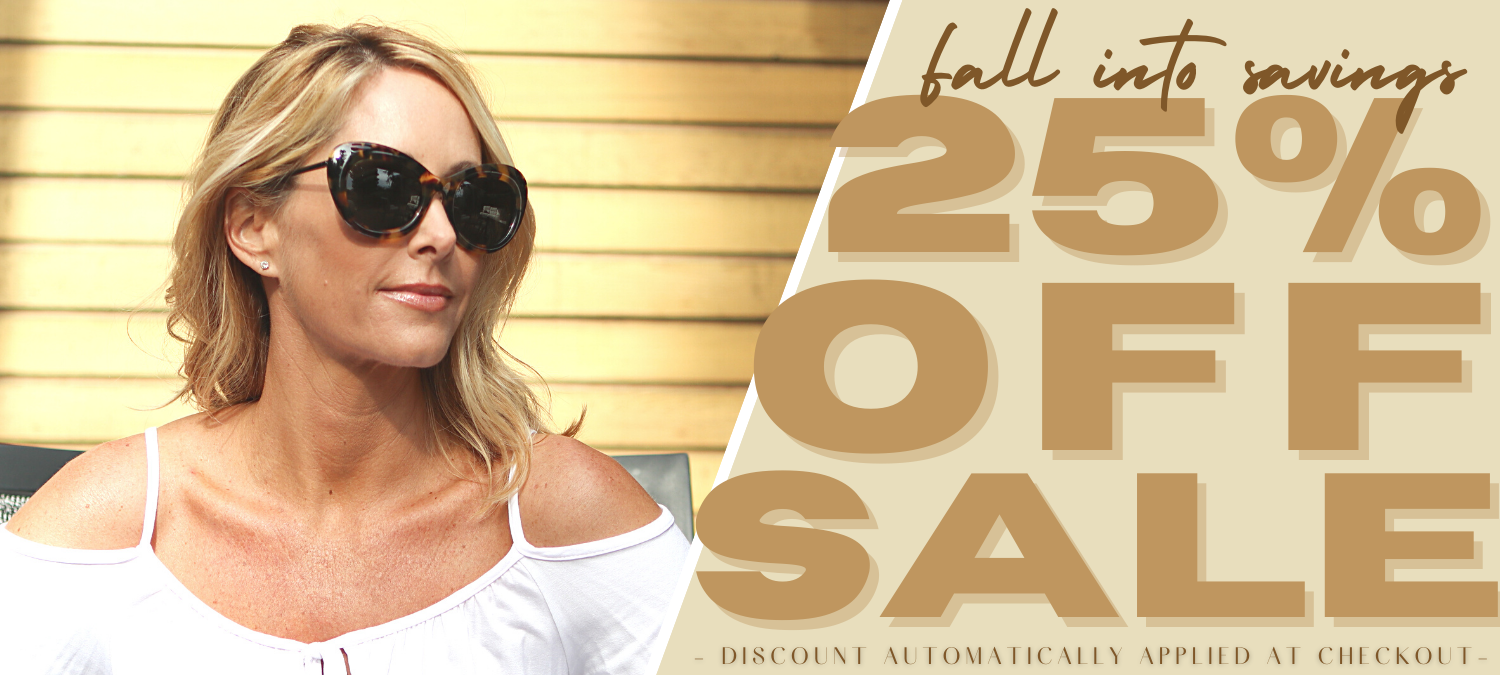 Sunglasses sale fall into savings eyewear discount