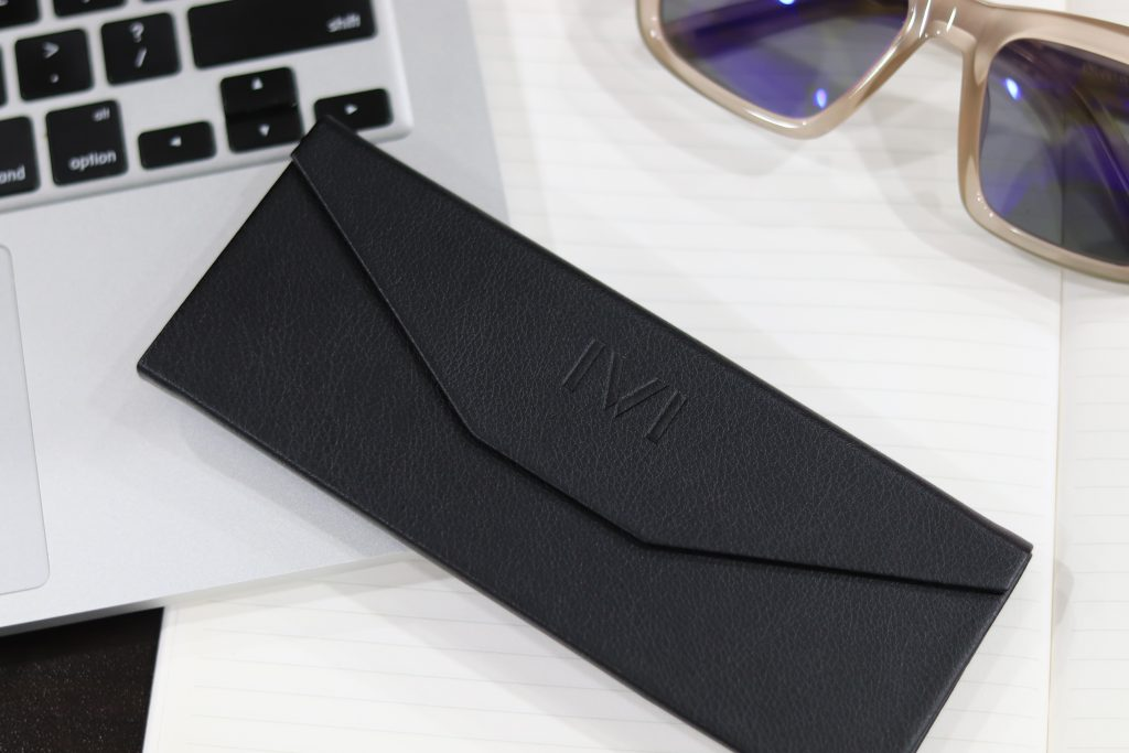 Glasses case from IVI Vision